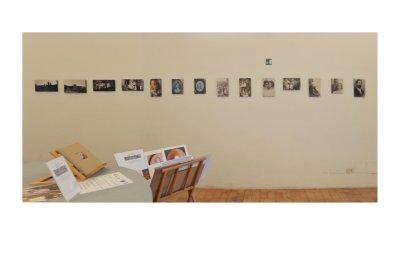 Percorso Mostra Album di Famiglia di Lorenza Mazzetti - 13