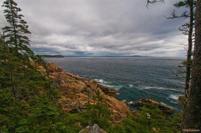 Acadia NP - Great Head & Schoodic peninsula