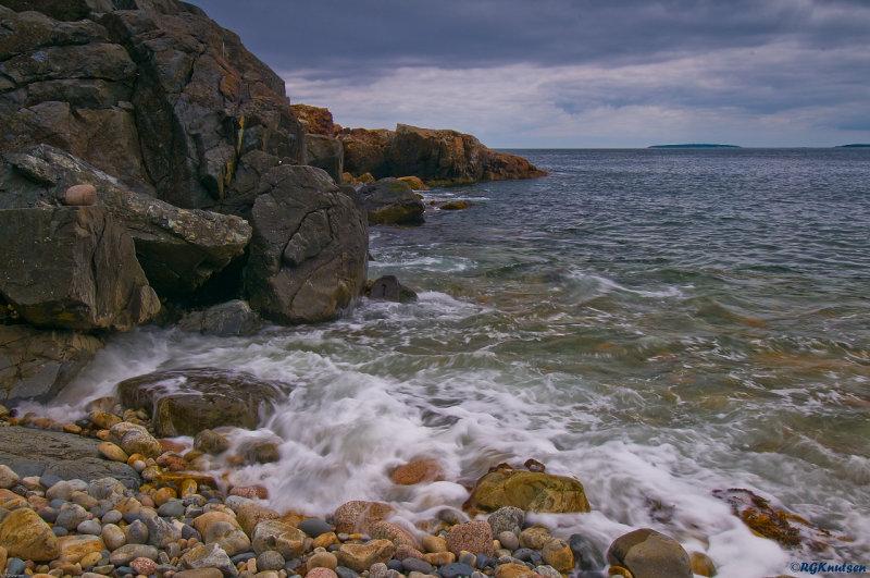 Acadia NP - Little Hunter Beach