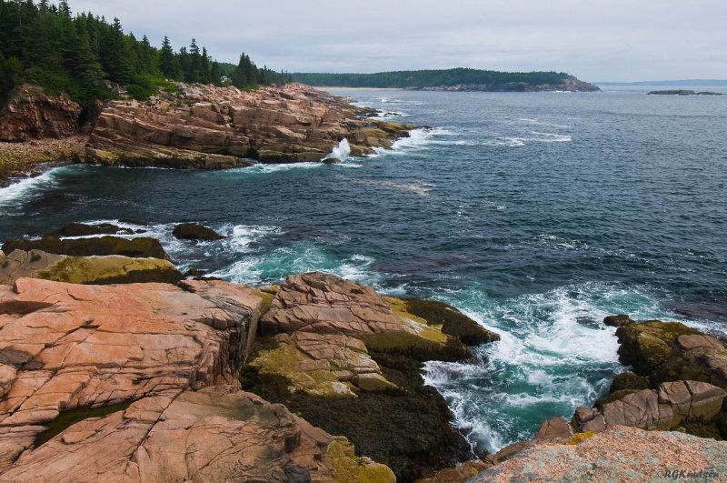 Acadia NP - Great Head & The Soaker
