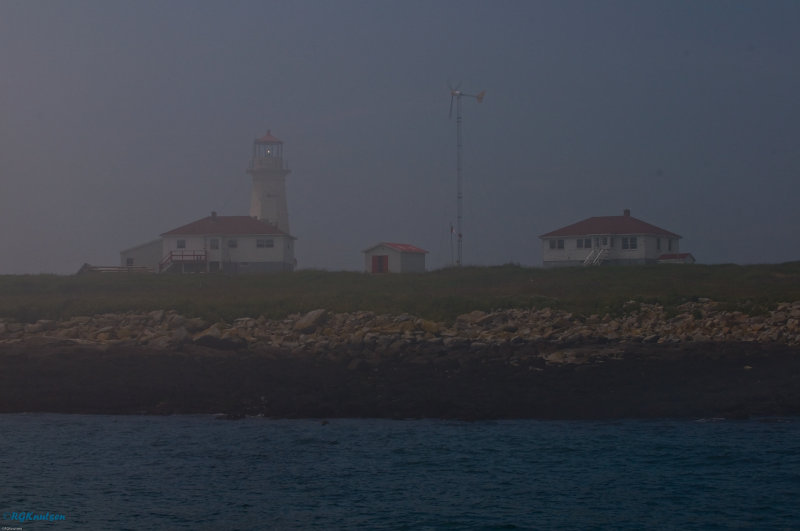 Machias Seal Island Light & Research, Canada
