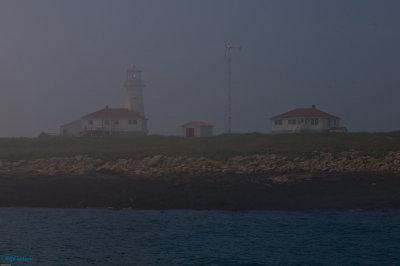 Machias Seal Island Light & Research, Canada
