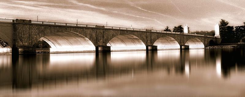 Memorial Bridge Morning