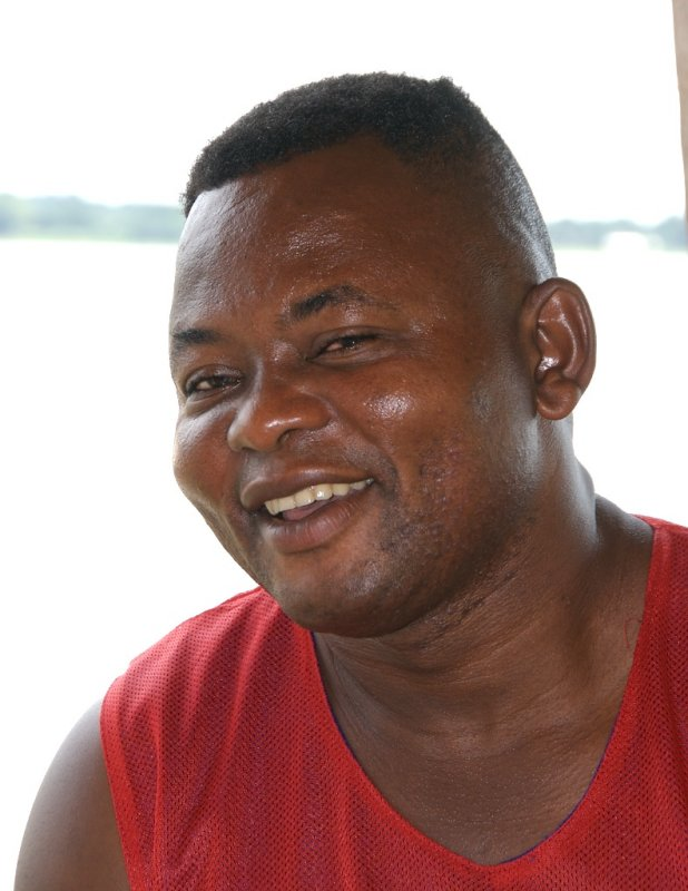 Jean Pierre, Boatman Extraordinaire