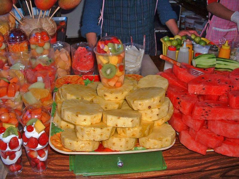 Frutas de colores 2