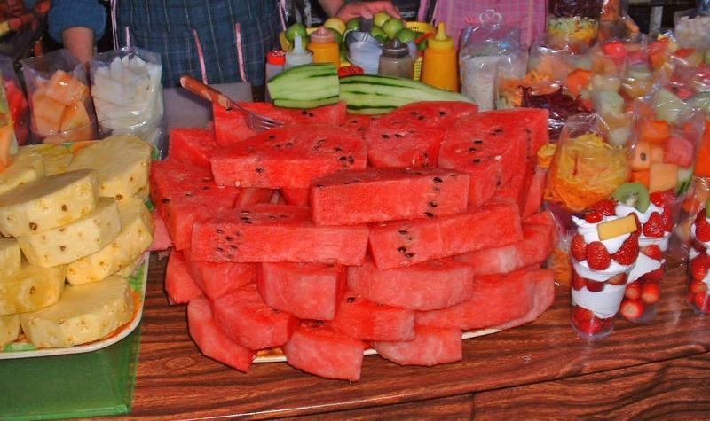 Frutas de colores 3