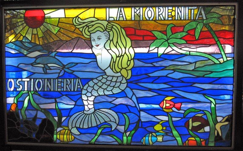 La Morenita Mermaid (special order only), Mercado Medellin,  Colonia Roma