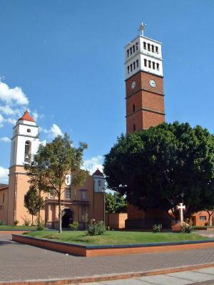Chilchota Iglesia