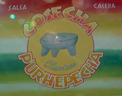 Chilchota- Cosecha Purhépecha logo