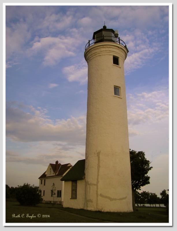 Tibbetts Point Lighthouse