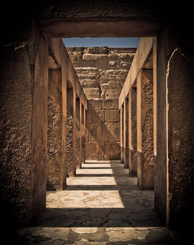 Halls of Giza