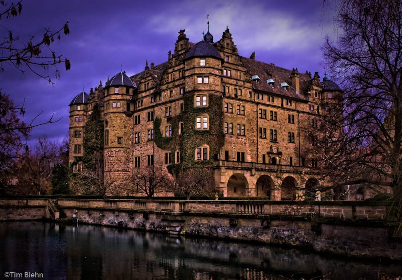 Neuenstein Castle, Germany