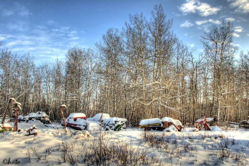 Junk in HDR