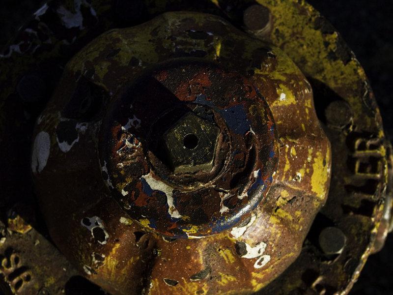 <B>Hydrant</B> <BR><FONT SIZE=2>Greenville, California - September 2008</FONT>