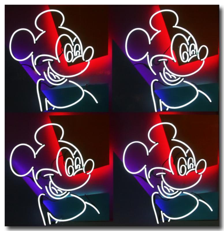 contemporary Mickey