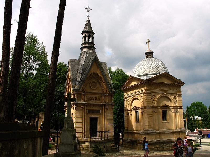 Lychakivsky Cemetery