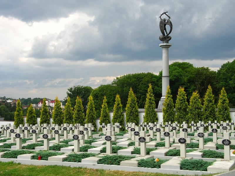The Young Eagles Cemetery