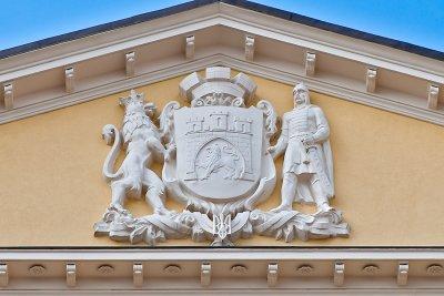 Lviv Coat Of Arms