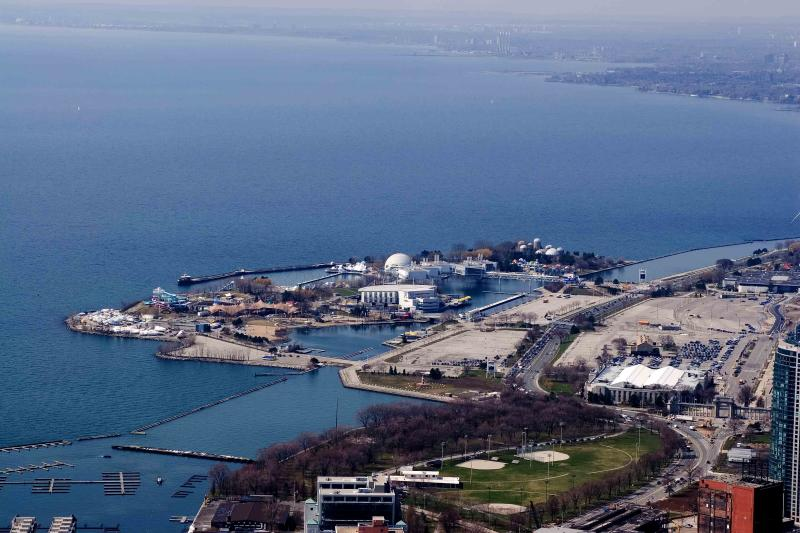 Ontario Place from CN Tower.jpg