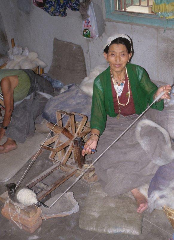 NEPAL - KATMANDU - TIBETAN REFUGEE - KATMANDU.jpg