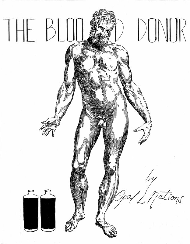 Blood Donor - Cover