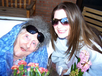 Great-Grandmother \ Great-Granddaughter