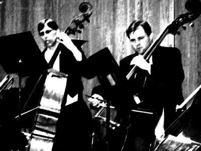 Louisville Orchestra Warmup!