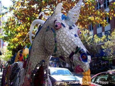 Gallapalooza Unicorn.