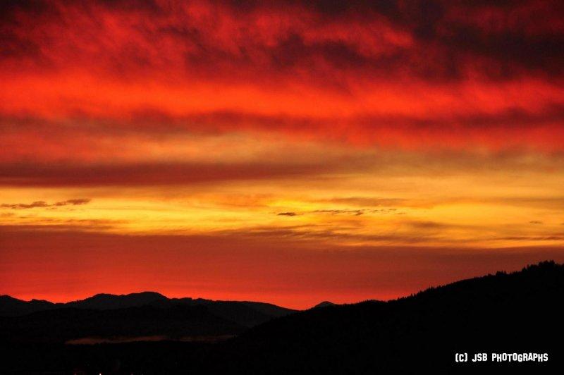 Sunrise 11-26-09