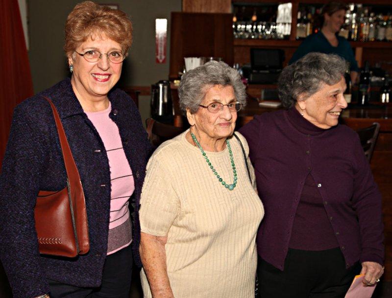 Maria, Nina and Dora