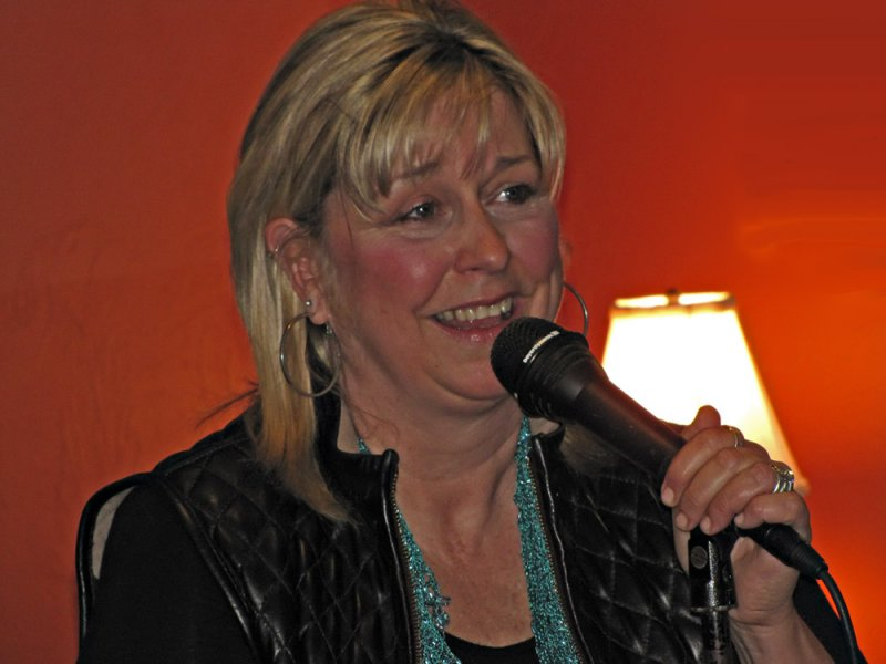 Sally Singing