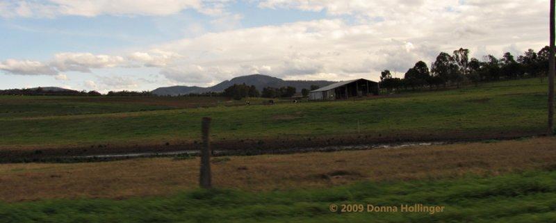 Australian Country Ranch