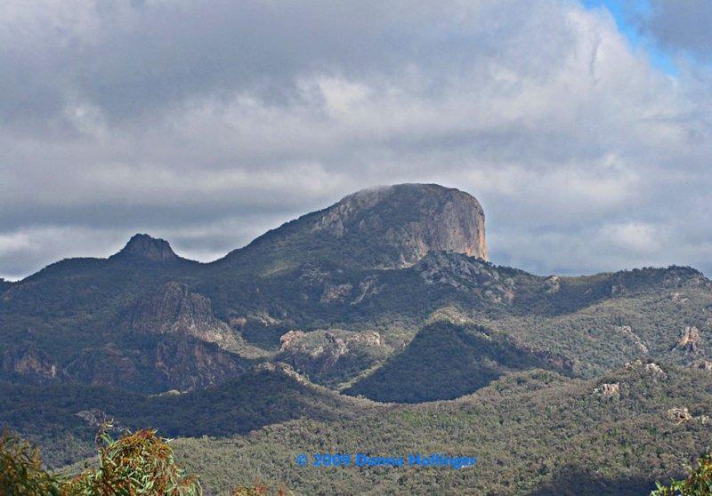 Bluff Mountain