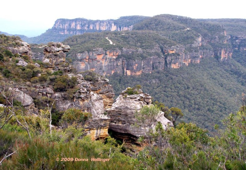 Three Sisters in NSW