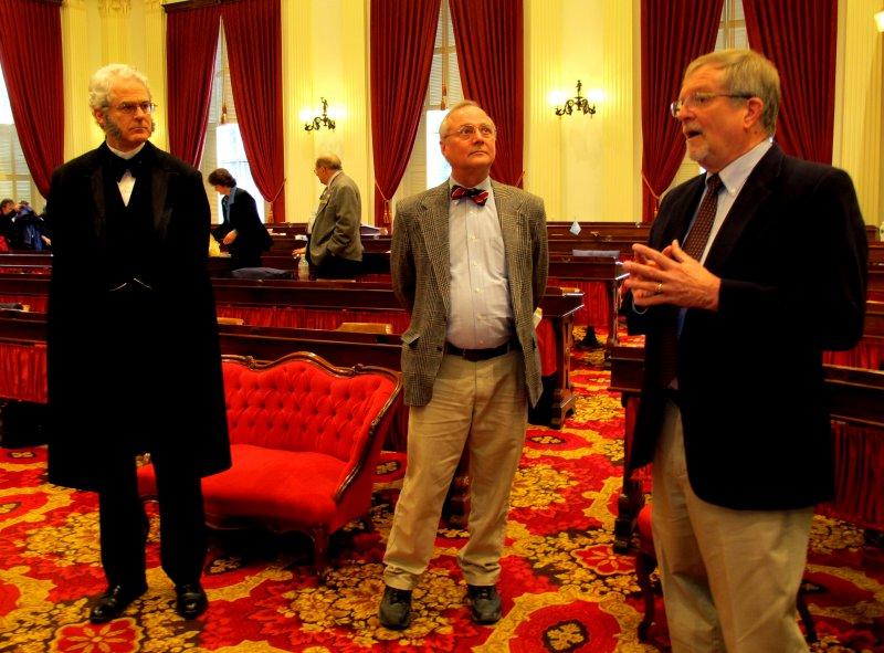 JSM, Chuck and Howard