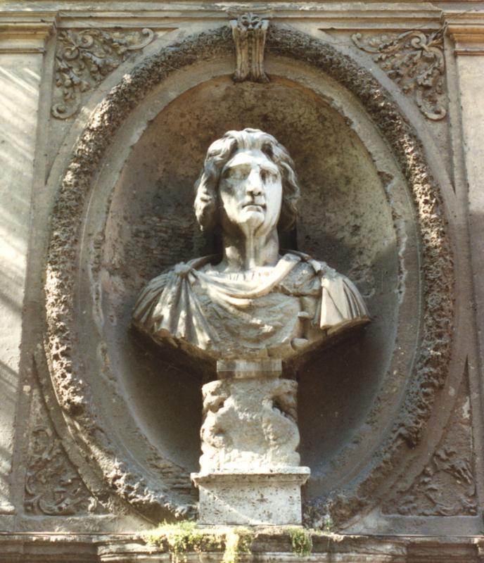 Villa Borghese Entrance