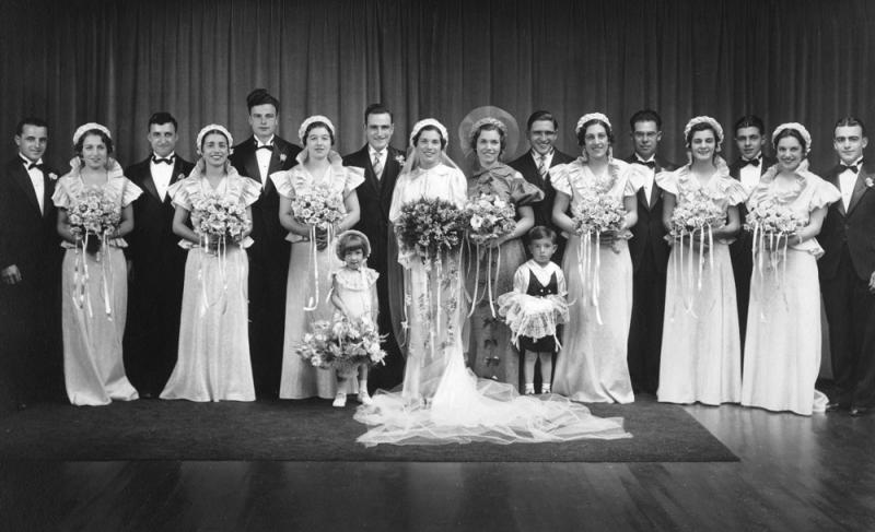 Lapriore, Triano Wedding