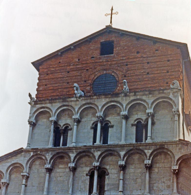 Built in 1307!