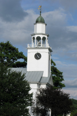 Post Mills Church Spire