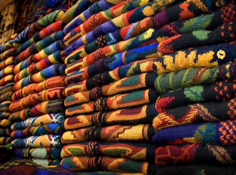 multi-color Alpaca