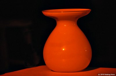 Vase in Store Window - original