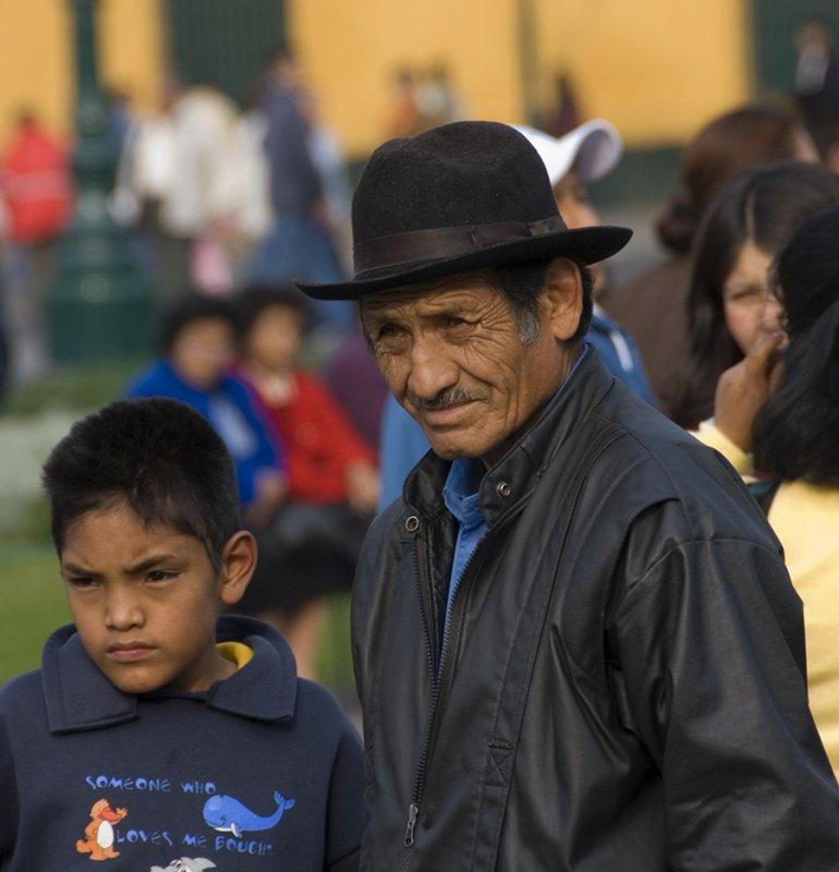 Lima Males