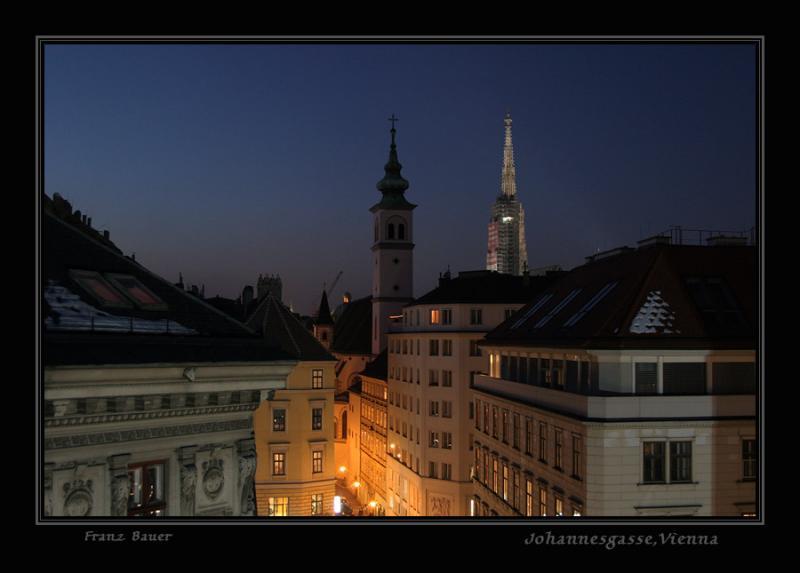 Johannesgasse,Vienna