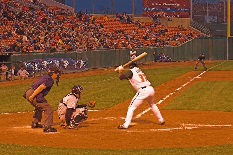 Cooper at bat again.