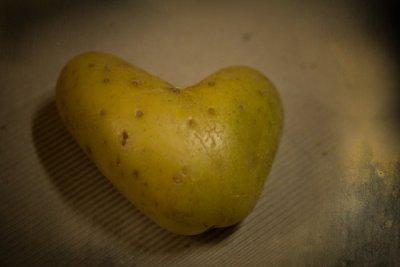 Love is a raw potatoe...