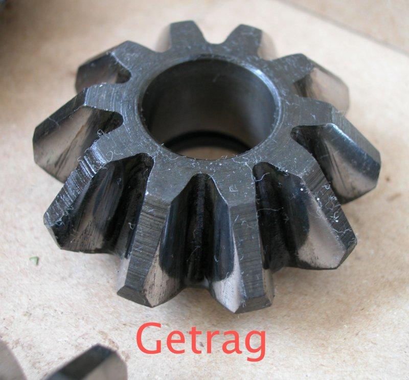 Getrag Spider Gear