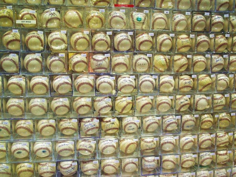 A wall o balls