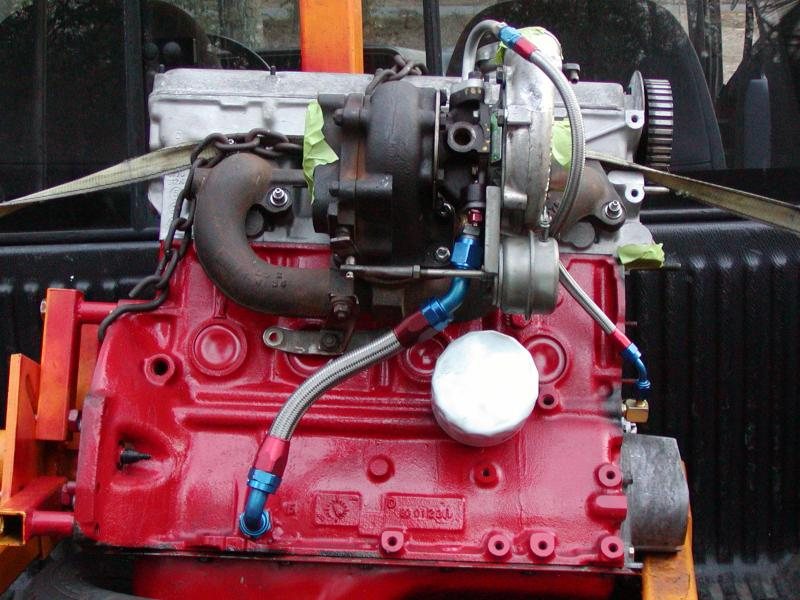 oil pressure reducer on Turbo: when needed? - Turbobricks Forums