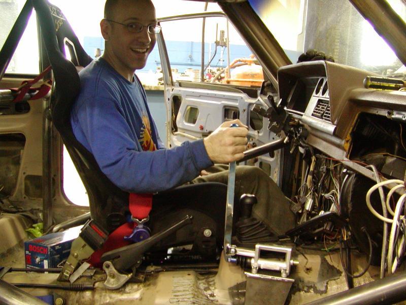 Hydraulic Handbrake - Page 2 - Turbobricks Forums
