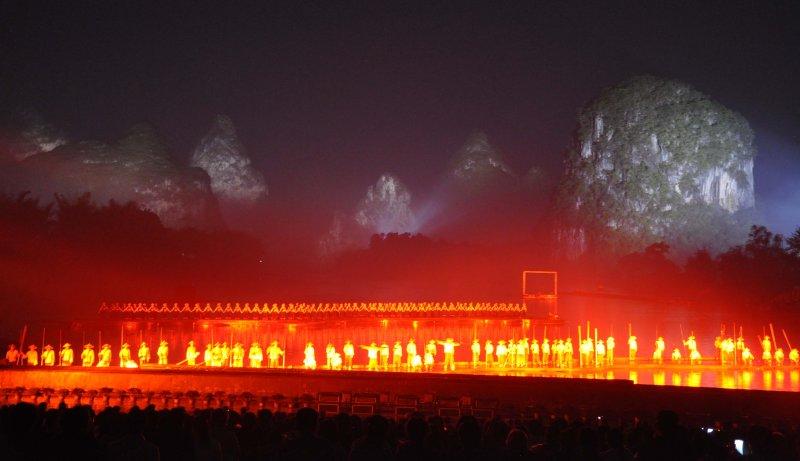 Zhang Yimou show.JPG